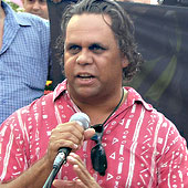 Kado Muir Aboriginal Activist
