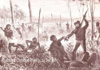 Aboriginal massacre nsw australia