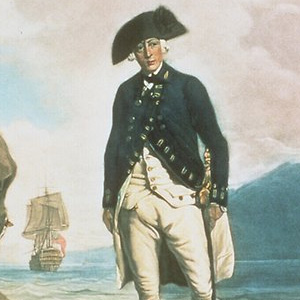Captain Arthur Phillip in Botany Bay, NSW<br>(Picture: Museum of Sydney Collection)