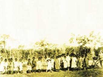 Aboriginal children mission