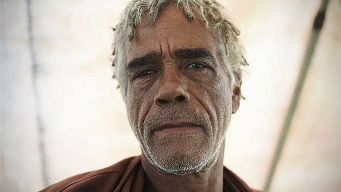 Githabul elder, Kevin Boota