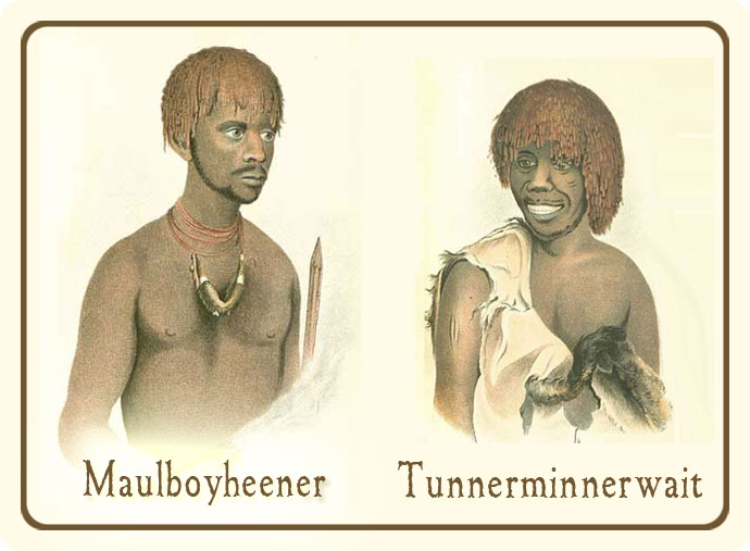 Tunnerminnerwait and Maulboyheenner