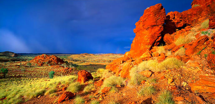 West Australia's Pilbara region
