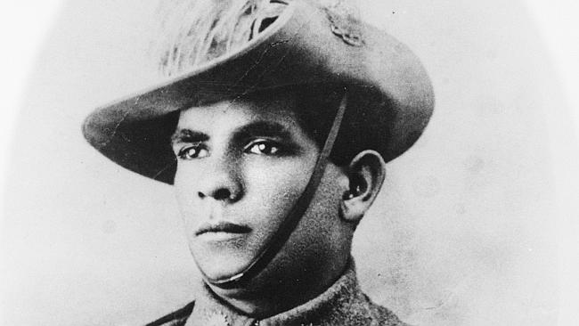 Trooper Horace Thomas Dalton who served in 11th Light Horse Regiment in WWI.