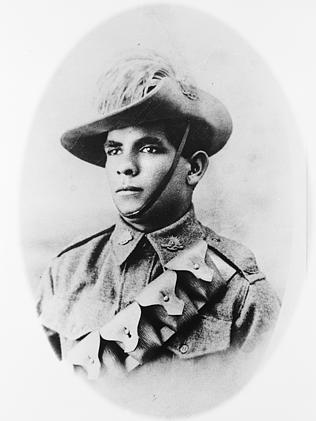WWII soldier Eddie Albert, grandfather of artist Tony Albert