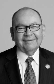 Chickasaw Gov. Bill Anoatubby