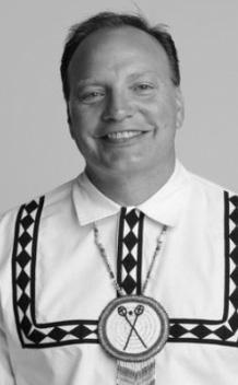 Choctaw Chief Gary Batton