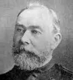 Inspector Paul Heinrich Matthias Foelsche