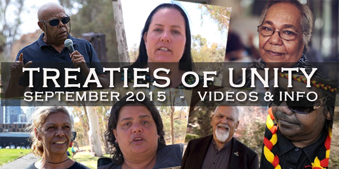 Treaties of Unity - Video Page
