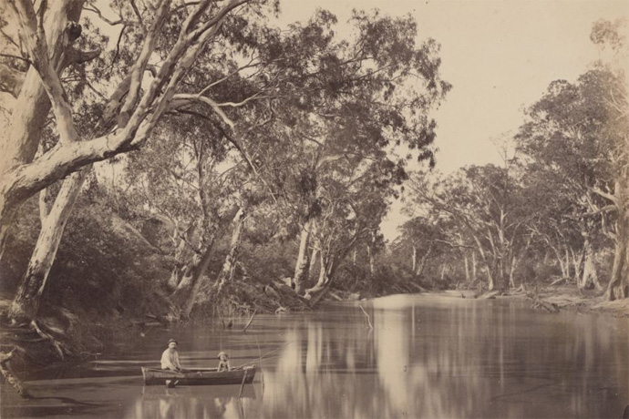 Before colonisation, the Loddon River was lived on and managed by the Dja Dja Wurrung and Wemba Wemba-speaking peoples.