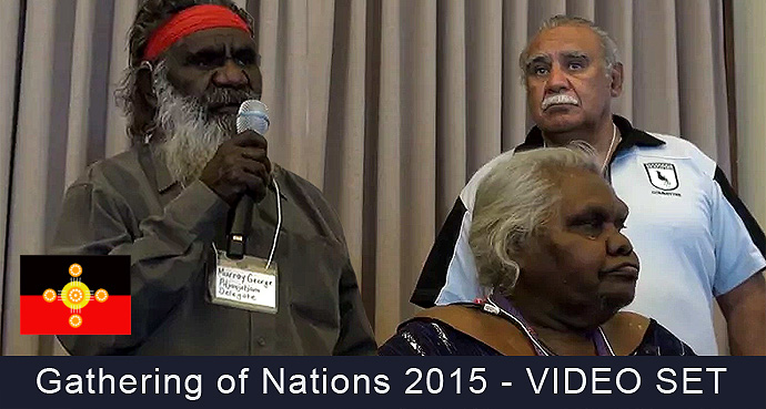 Gathering of Nations Video Set