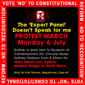 Vote No to Constitutional Reform