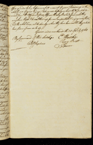 Secret Instructions to Lieutenant Cook 30 July 1768 - Page 3