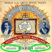 Whate Australia March