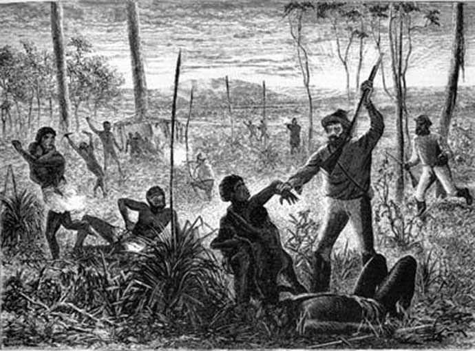did racism cause the conflict between native americans and colonist What caused conflicts between new england colonists and native americans think about john smith vs powhatan, etc at first the colonists in new england had a peaceful relationship with the native americans - they traded goods with one another and the natives provided the colonists with agricultural advice and land.