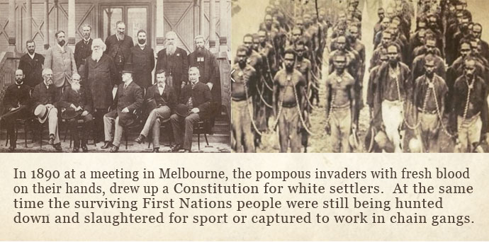 Australian Foundation Meeting 1890