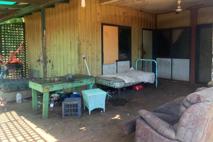 Rodney Wiggan's house - Kennedy Hill Broome WA