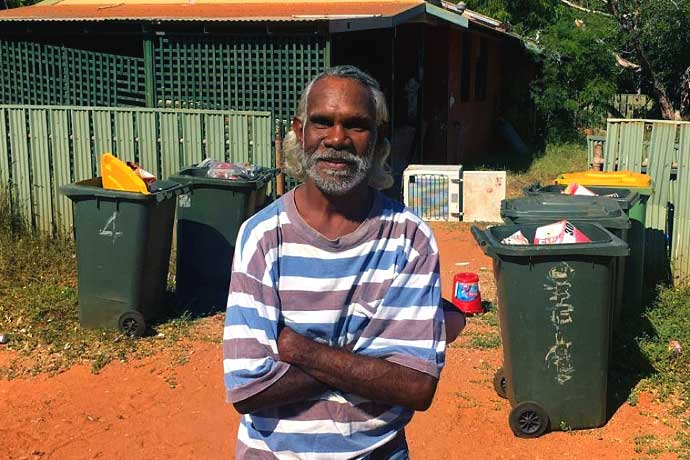 Rodney Wiggan - Kennedy Hill Broome WA