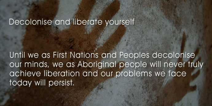Decolonise and Liberation