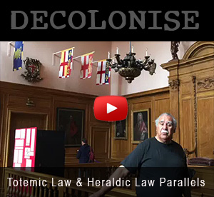 Totemic Law & Heraldic Law Parallels (1 of 2)