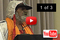 (1 of 3) SU Opening Address: Peace Prosperity and Healing' - Dennis Walker Nunukel, Stradbroke Island