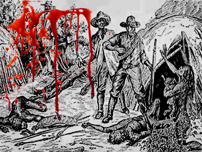 Aboriginal Massacres 'Australia'