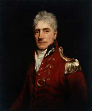 Major-General Lachlan Macquarie
