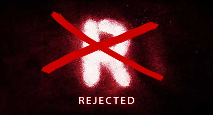 Recognition Rejected