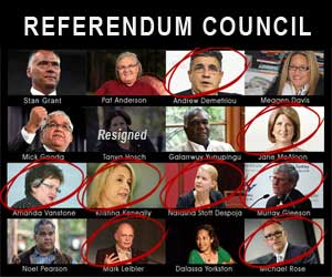 Australia - Constitution Referendum Council