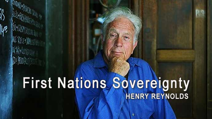 Henry Reynolds in Sovereignty