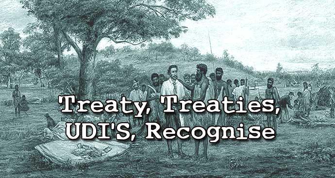 Treaty, Treatn UDI's, Recognise
