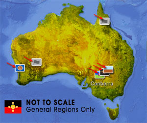 The Unilateral Declaration of Independence - Continent known as 'Australia'