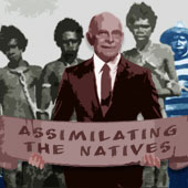 de-aboriginalising througn constitution recognition