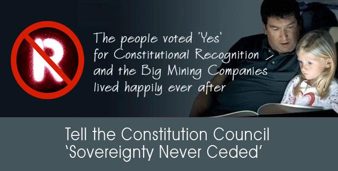 Constitution Recognition