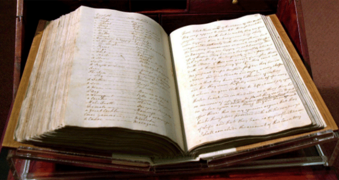 Lietenant James Cook's Journal
