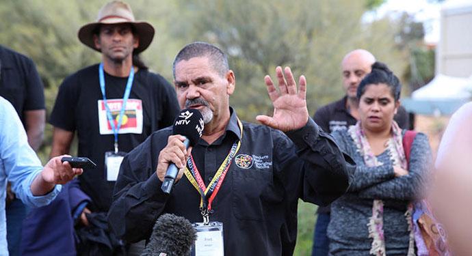 Fred Hooper Uluru