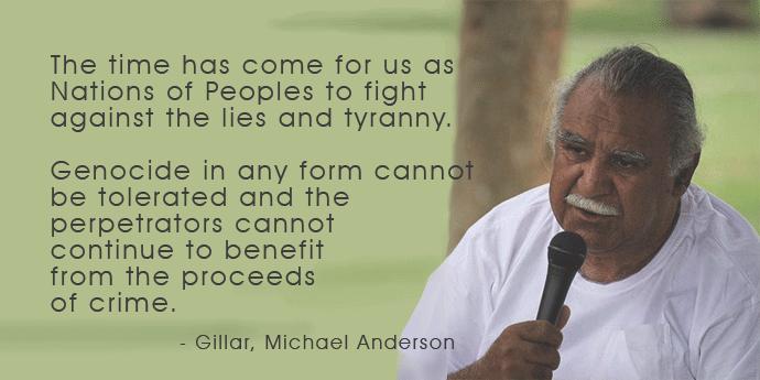 Ghillar Michael Anderson