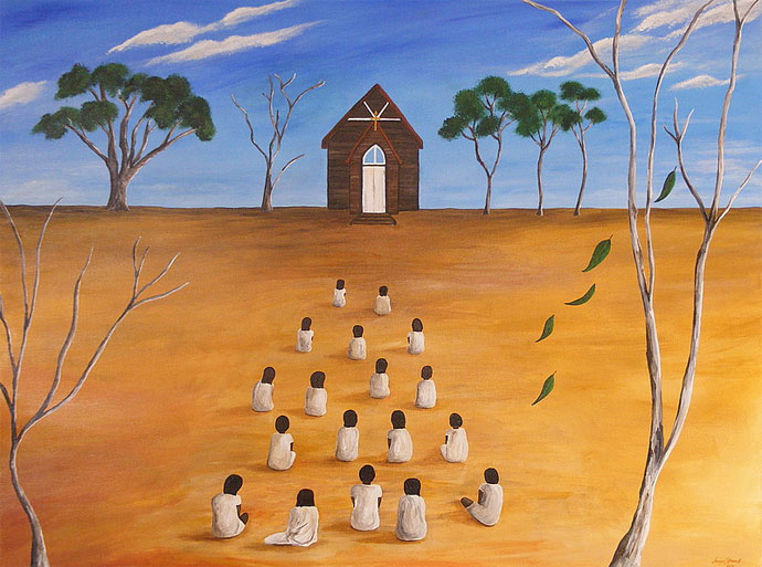 Hope Beyond the Window; a Stolen Generation