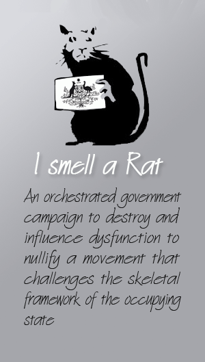 I smell a rat