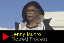 Jenny Munro, Wiradjuri,