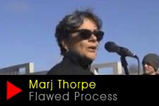 Marj Thorpe, Gunnai