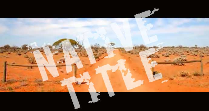 Deceptive trickery of Native Title processes