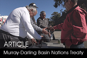 Murray-Darling Basin Aboriginal Nations Treaty