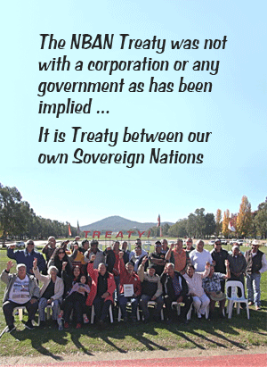 Northern Murray Darling Basin Aboriginal Nations Treaty
