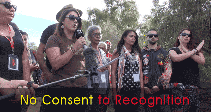 No Consent to Recognition