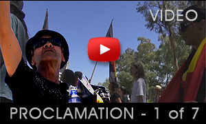 Proclamation Reading Video 1