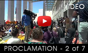 Proclamation Reading Video 2