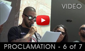 Proclamation Reading Video6