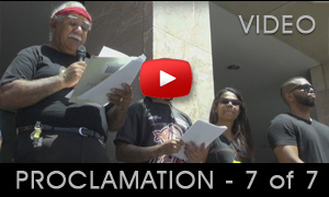 Proclamation Reading Video7
