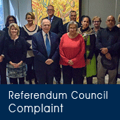 Referendum Council Complaint